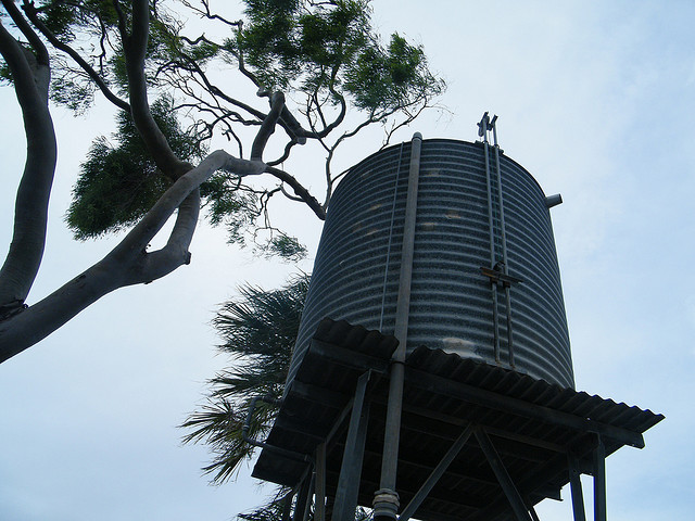 Water Tank comparisons for drinking water - Milkwood