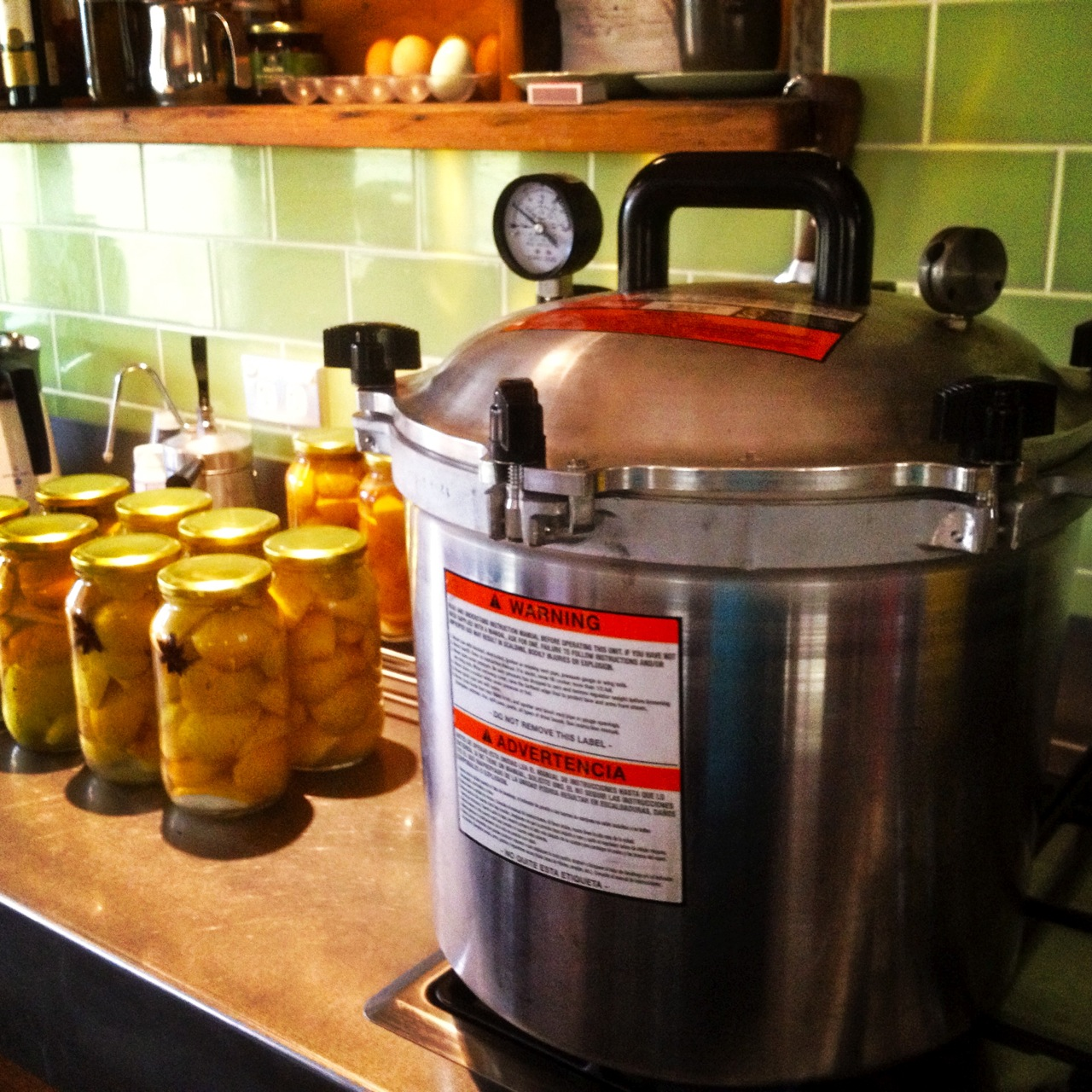 1303 pressure canning - 1