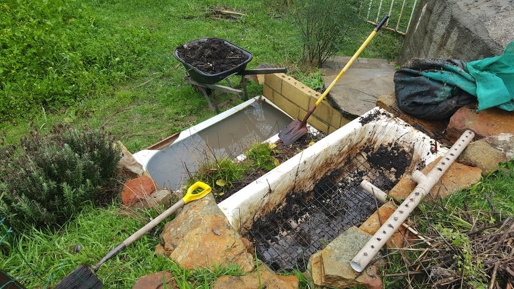 Home Made: 3 Bathtub Greywater System